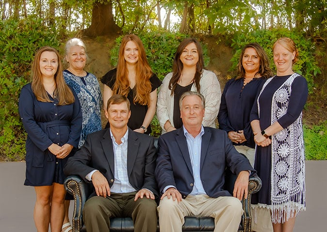 Rusty Healy Insurance Team